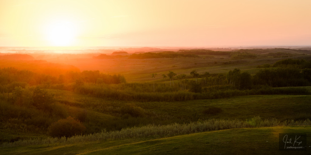 Saskatchewan Summer Sunset